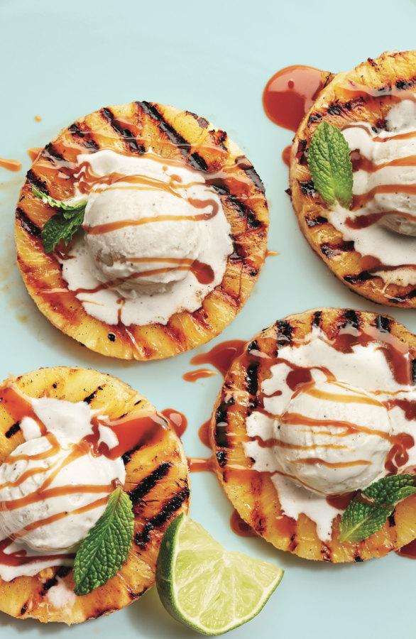 Image of Braaied Lekker Pineapple Delight