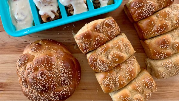 Image ofOur Special Family Challah Bread Recipe – Souper Cubes