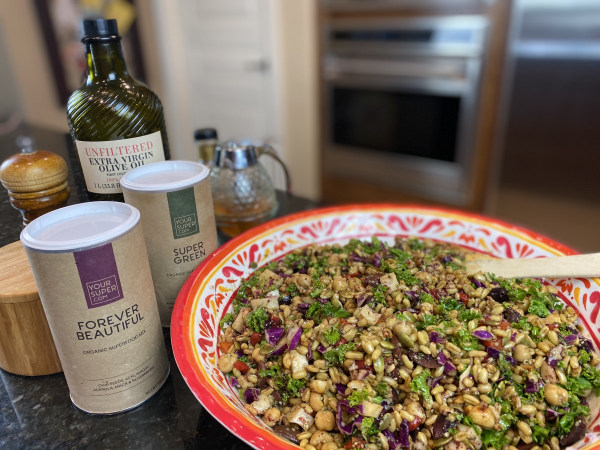Image ofYour Super Superfood Salad