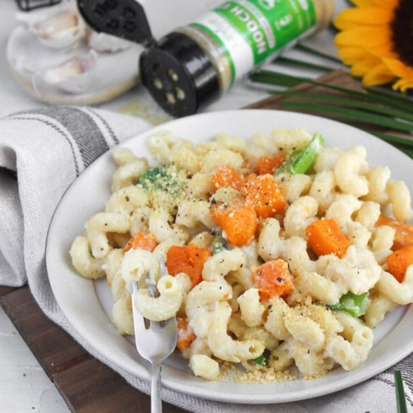 Image of Creamy Pasta with Butternut Squash