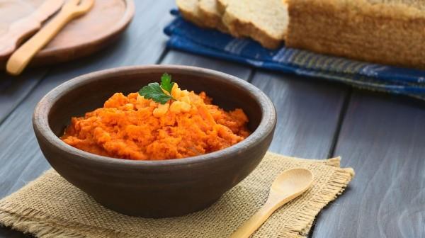 Image of 🥕 Karotten-Curry Aufstrich