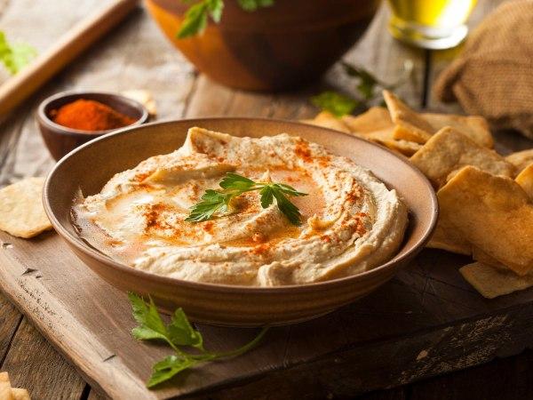Image of 🌰 Klassisches Hummus | Rezept