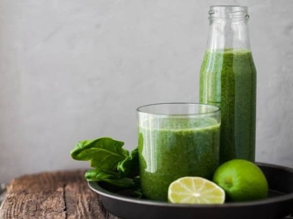 Image of 🥬 THE BIG RECHARGER Juice| Rezept
