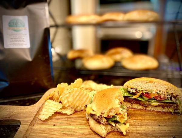 Image ofPlant Based Burger