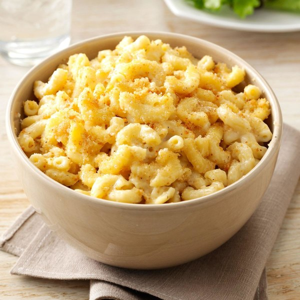 Image of Delicious Bacon Mac & Cheese