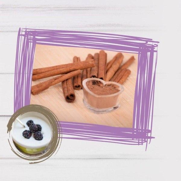 Image ofVegan Cinnamon Swirl Smoothie Recipe
