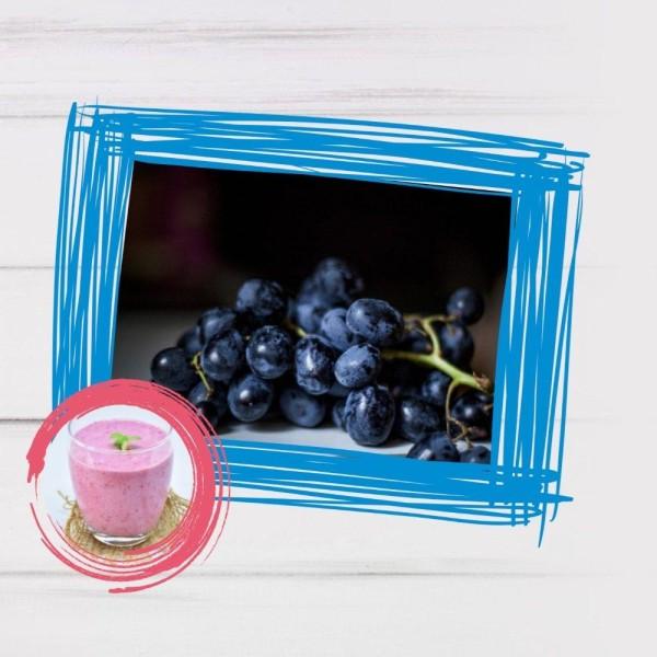Image of Vegan Berry Blast Smoothie Recipe