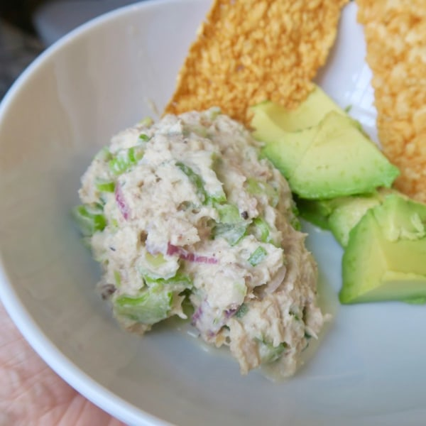 Image ofbasic tuna salad