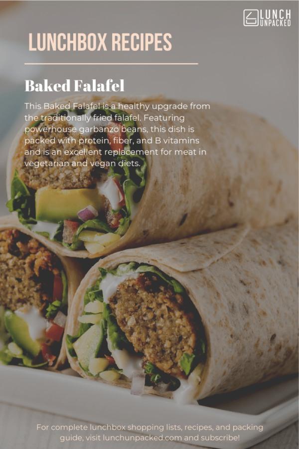 Image ofBaked Falafel