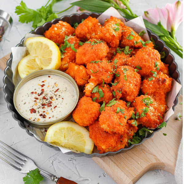Image ofBuffalo Cauliflower Wings