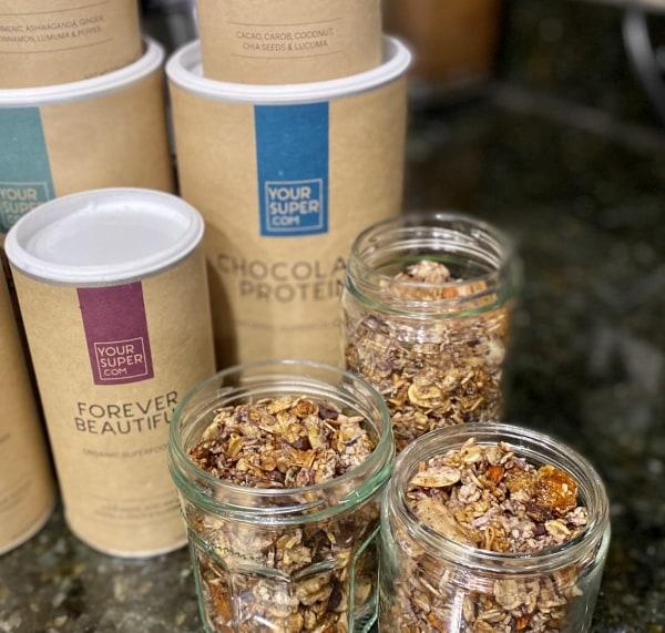 Image ofYour Super Granola Recipe