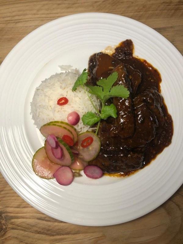 Image ofKorean Shortrib Beef