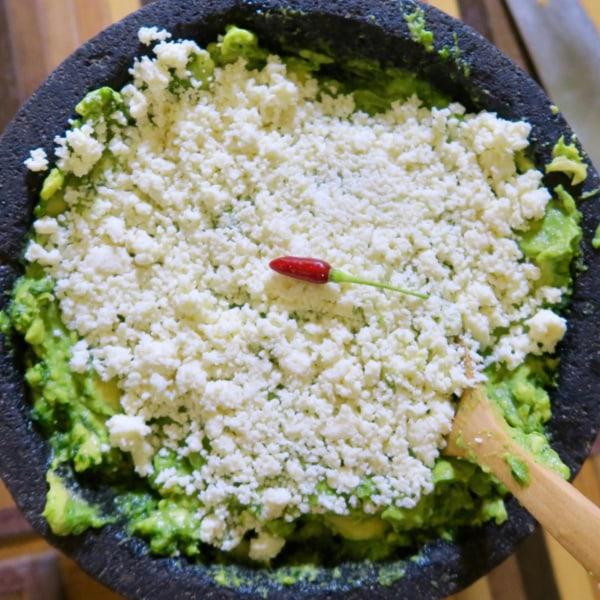 Image ofthe ultimate super simple guacamole