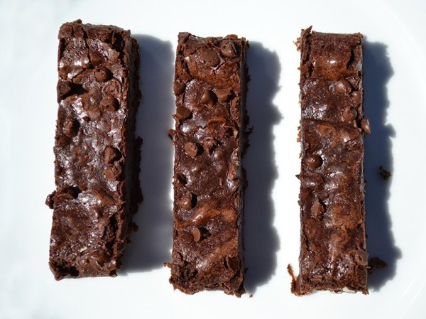 Image of Brown Butter Brownie Sticks
