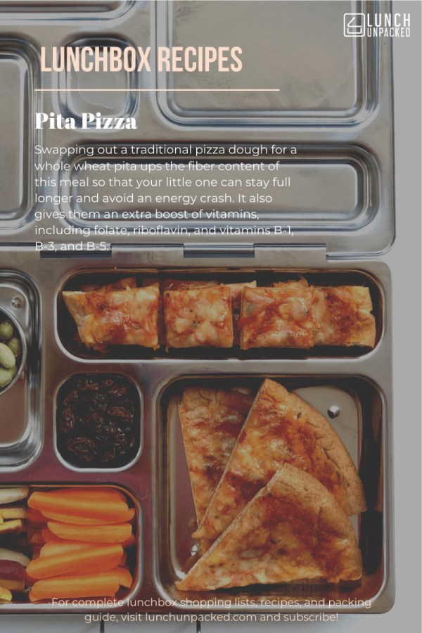Image ofPita Pizza