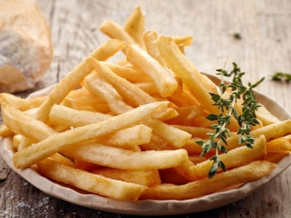 Image of 🍟  POMMES FRITES, SELBSTGEMACHT