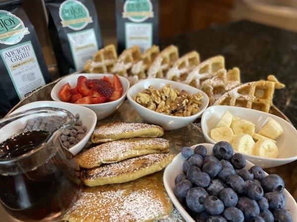 Image ofAncient Grain Pancake & Waffle Mix
