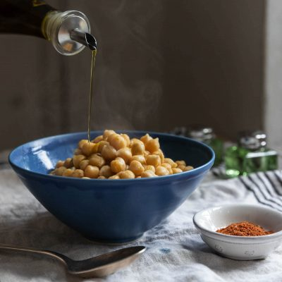 Image ofSmoky Chickpeas