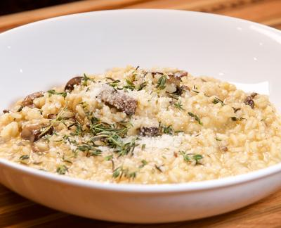 Image ofSpicy Mushroom Risotto
