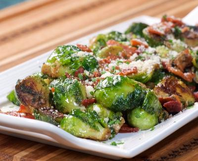 Image ofBacon Brussels Sprouts