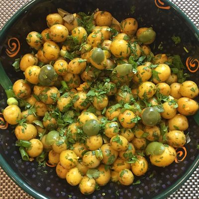 Image of Spicy Delicious Potato Salad