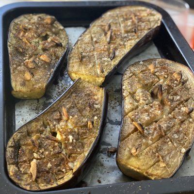Image of Roasted Eggplant