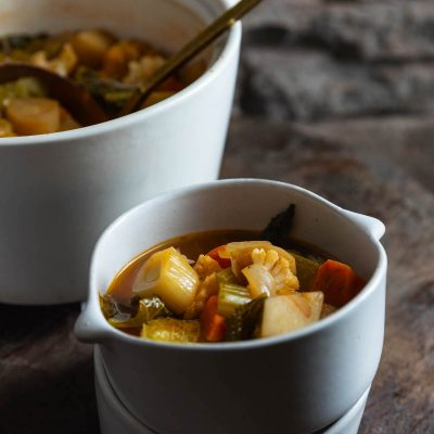Image of French Country Vegetable Soup