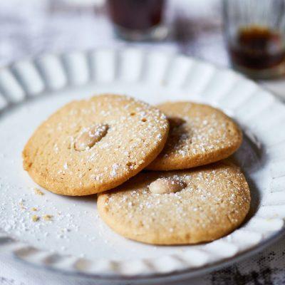 Image ofTahini Shortbread Cookies
