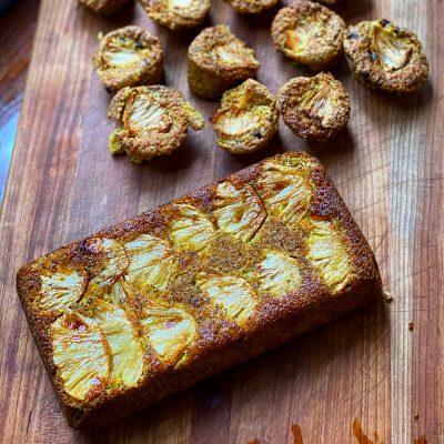 Image of Curcumade Poppy Muffins