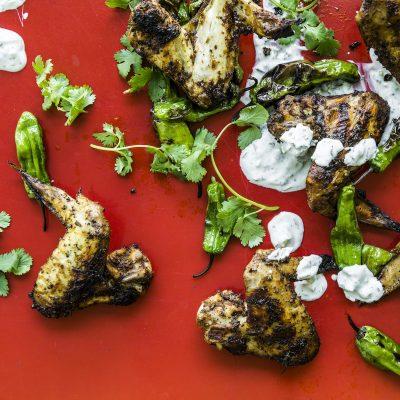 Image of Masala Chicken Wings