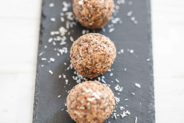 Image of Plant Based Energy Balls Recipe
