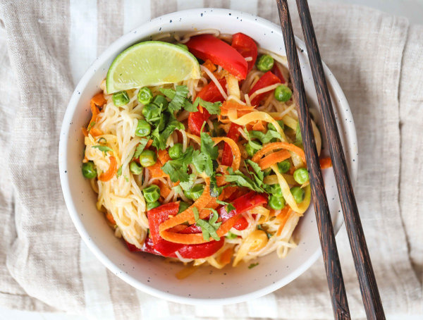 Image of Quick Vegetable Stir Fry Recipe