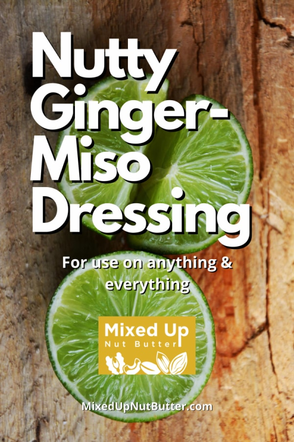 Image of Miso Dressing