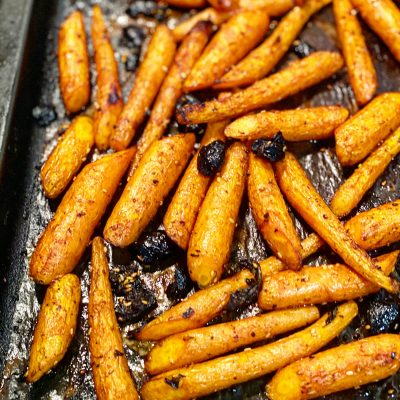 Image of Silan Roasted Carrots