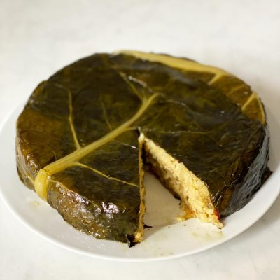 Image of Chard Leaf Pie