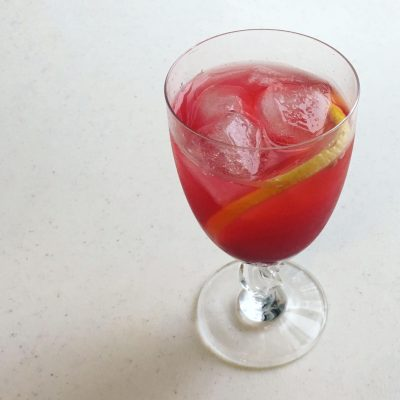 Image of Roasted Cranberry Cordial