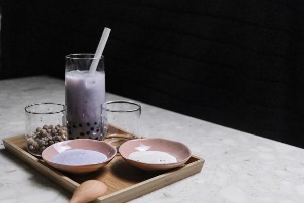 Image ofTaro Milk Tea Recipe