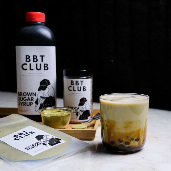 Image ofMatcha Brown Sugar Recipe
