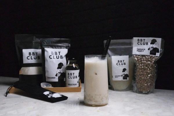 Image ofCoconut Milk Tea Recipe