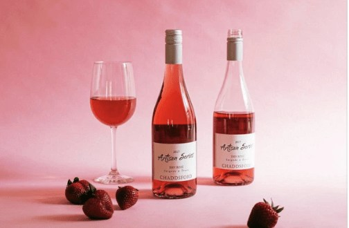 Image ofStrawberry Wine