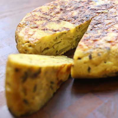 Image of Spanish Tortilla