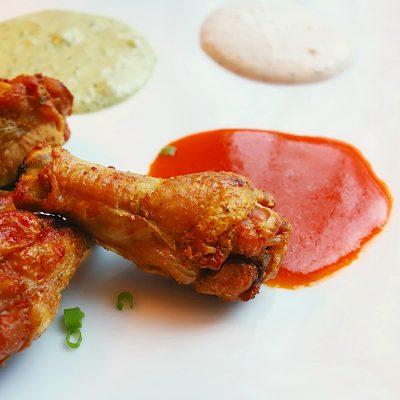 Image of Crispy Baked Wings