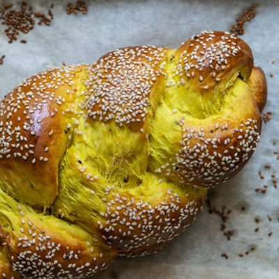 Image of Yogurt Challah