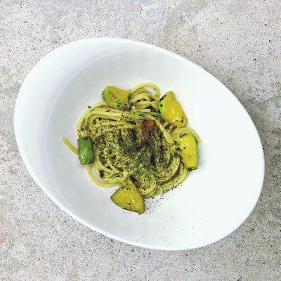 Image of Shabazi Pesto Pasta