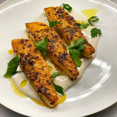 Image of Izak Seared Salmon