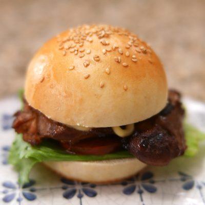 Image of Orange Teriyaki Burger
