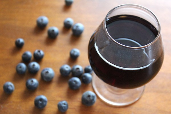 Image ofBlueberry Red Wine