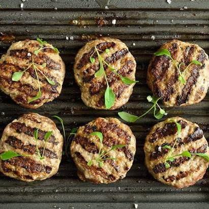 Image of Guacamole Organic Turkey Burger