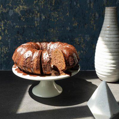 Image of Orange Blossom Bundt Cake