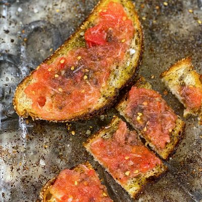 Image of Pan con Tomate